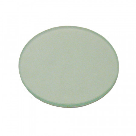 100mm Frosted Glass Stage Plate