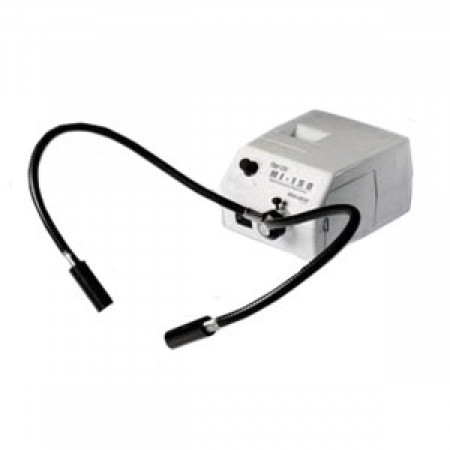 Dolan-Jenner MI-150DG 150W Fiber Optic Illuminator, Dual Gooseneck with Focusing Lenses