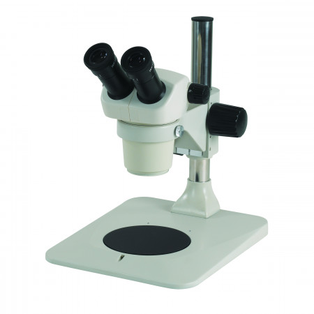 3072 Binocular Stereo Microscope on Pole Stand