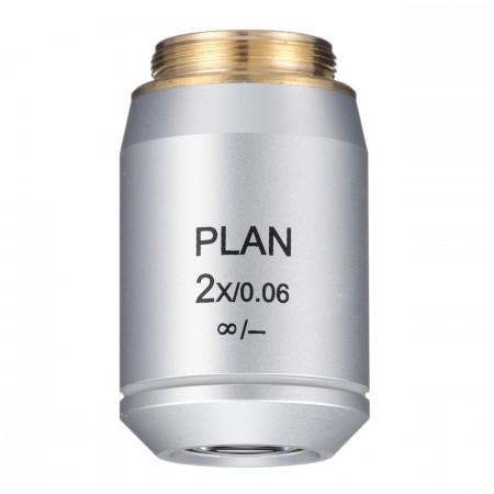 2x Plan Achromat Objective