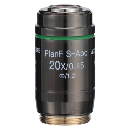 20x LWD Infinity Plan Fluorite Objective