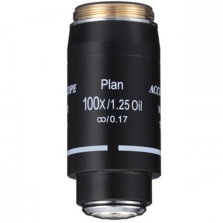 100xR Oil NIS Plan Achromat Objective