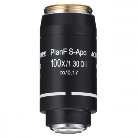 100xR Oil NIS Plan S-Apo Objective