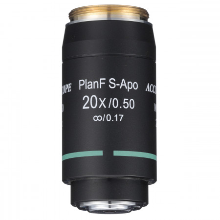 20xR NIS Plan S-Apo Objective