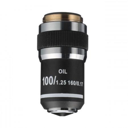 100xR Oil DIN Achromat Objective