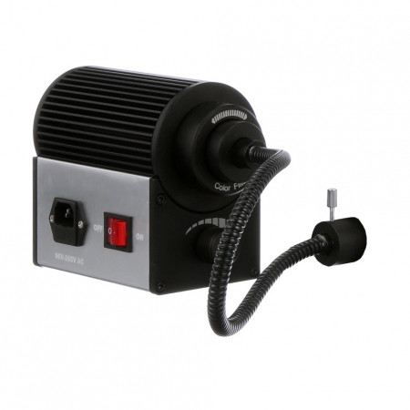LED Illuminator and Light Guide for Diascopic Stand