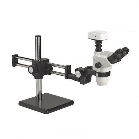 shown with optional camera and adapter