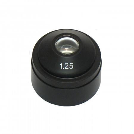 N.A. 1.25 Abbe condenser