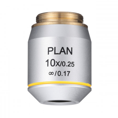 10x Infinity Plan Achromat Objective
