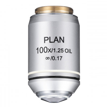 100xR Oil Infinity Plan Achromat Objective