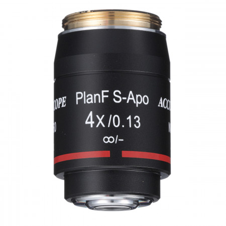 4x NIS Plan S-Apo Objective