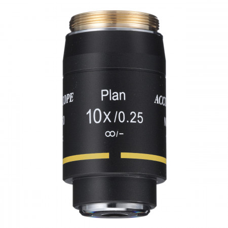 10x NIS Plan Achromat Objective