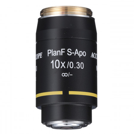 10x NIS Plan S-Apo Objective