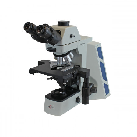 EXC-400 Trinocular Microscope with Plan Objectives