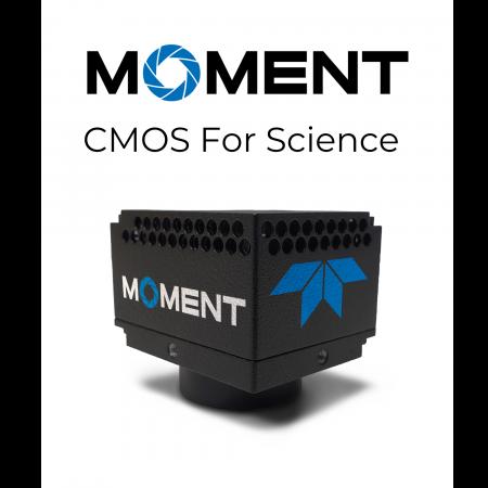 Teledyne Photometrics Moment Camera Monochrome