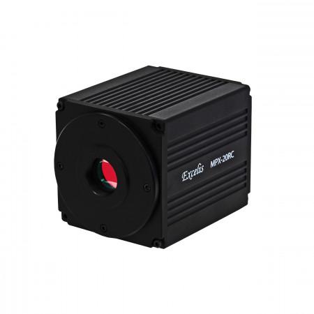 Excelis MPX-20RC research-grade color microscopy camera